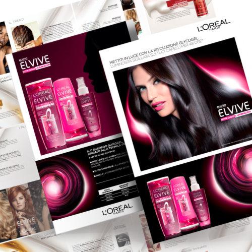 Materiale cartaceo, L'Oréal Paris