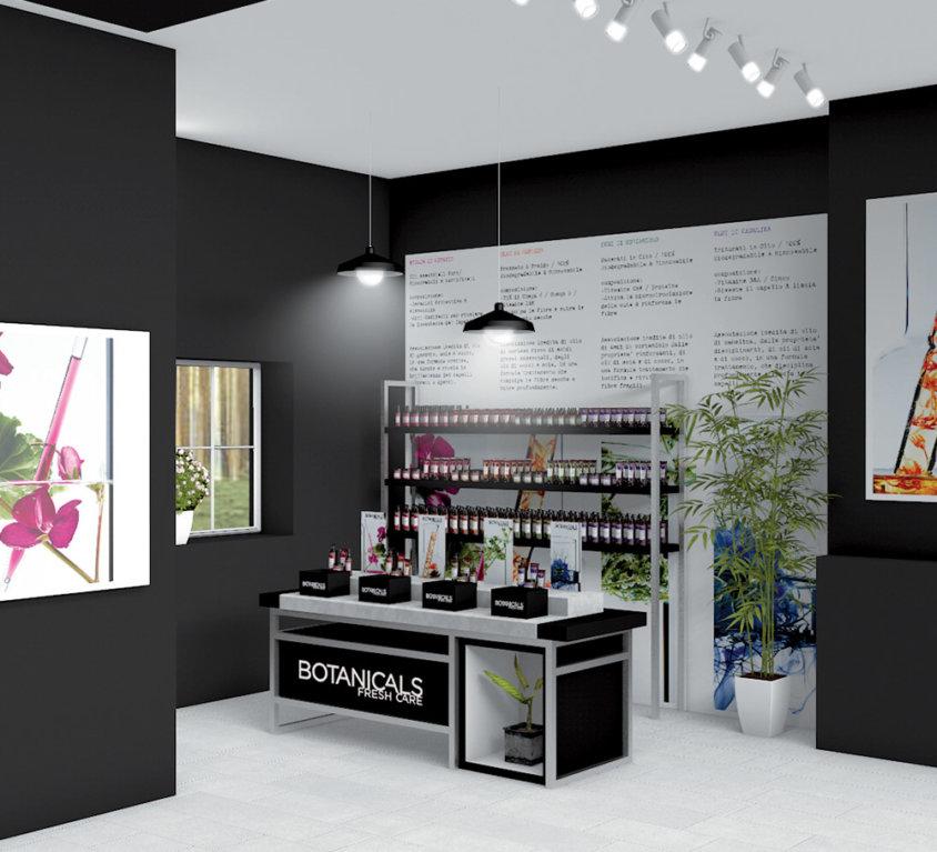 Temporary Shop, L'Oréal Paris