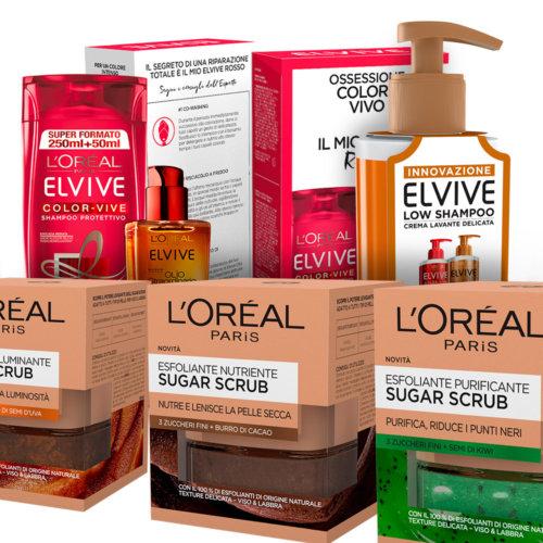 Pack, L'Oréal Paris